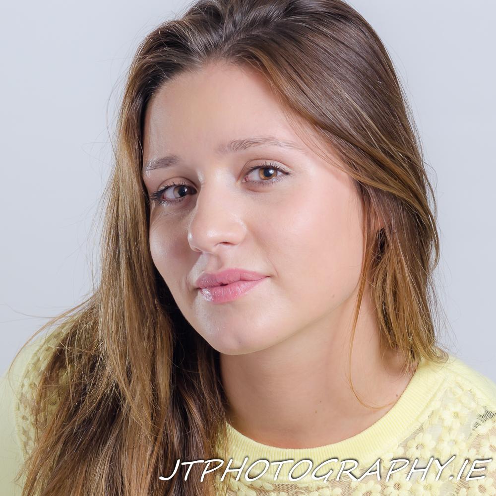 Headshot, Greta Doncova