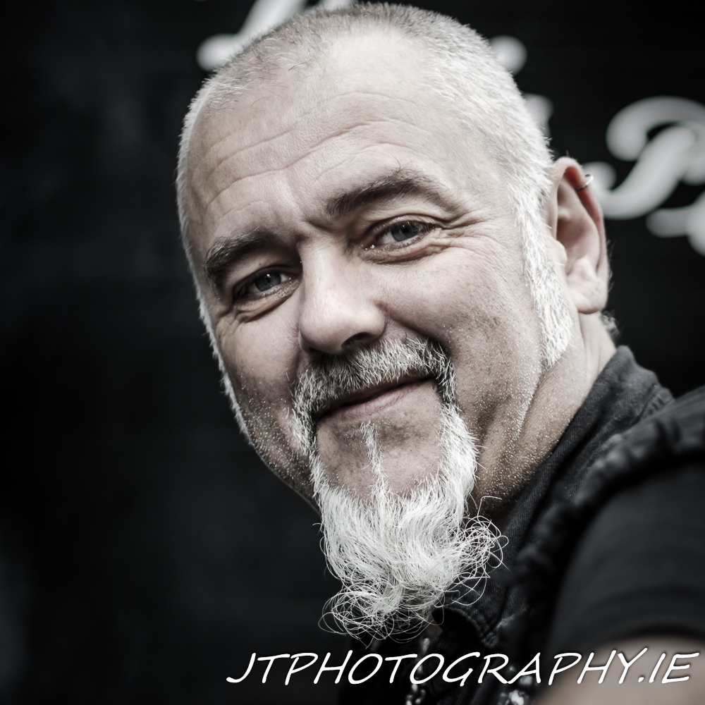 Gorey Market House Festival (Street Portrait)