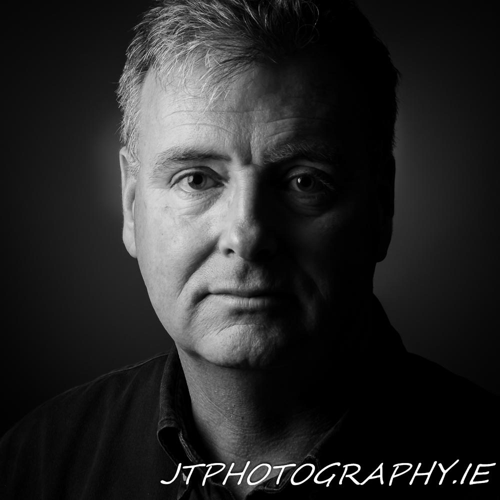 Low-Key Portrait/Headshot